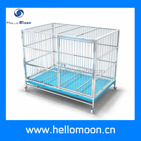High Quality China Professional Stainless Steel Dog Kennel Wholesale