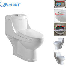 Sanitary ware china 3L flush high toilets for elderly