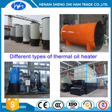 industrial coal fired thermal oil heater and thermal oil boiler price