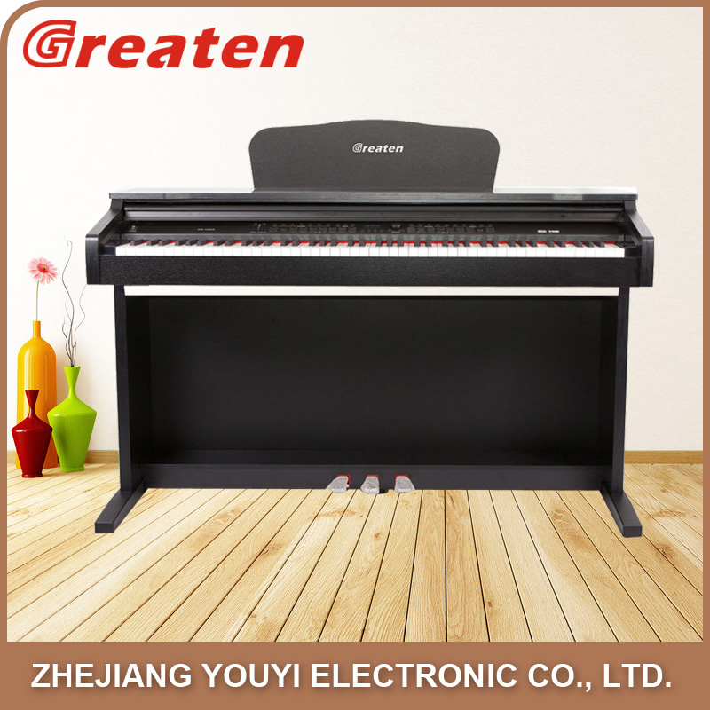 88 keys Electronic Digital Piano hammer action New..