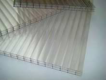 Ten-year warranty plastic for roofs polycarbonate sun material used cheap solar panels china