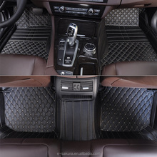 best price right hand drive carpet floor mat special car mats for Ford Mondeo