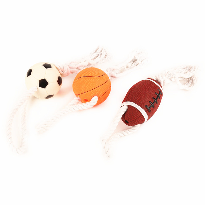 High Quality Rope Plush Dog Toys
