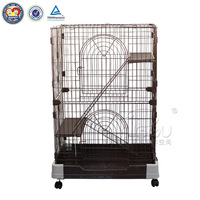 Hot Sale Stainless Metal Pet Squirrel Cages