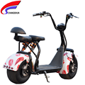 china 2 person electric scooter harley for adults