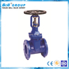 Cast iron 6 inch Rising Stem Gate Valve for Water
