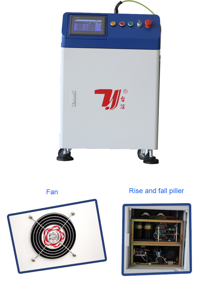 Taiwan Machinery Laser Welding Machine For Titanium Glasses Frame