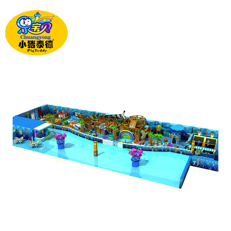 Indoor fun places playground for kids to play near me