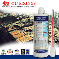 supplier bulk epoxy resin anchoring aerated concrete adhesive