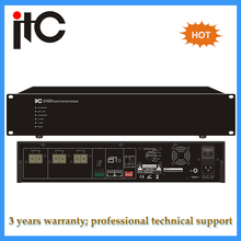 Digital evac system dc power supply for voice alarm system