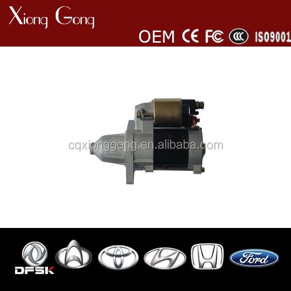Dongfeng auto car parts Sokon Light Truck & Van Parts STARTER ASSY for 465 474