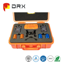 Plastic Equipment Case Waterproof Battery IP67 ABS Padded Equipment Tool Case