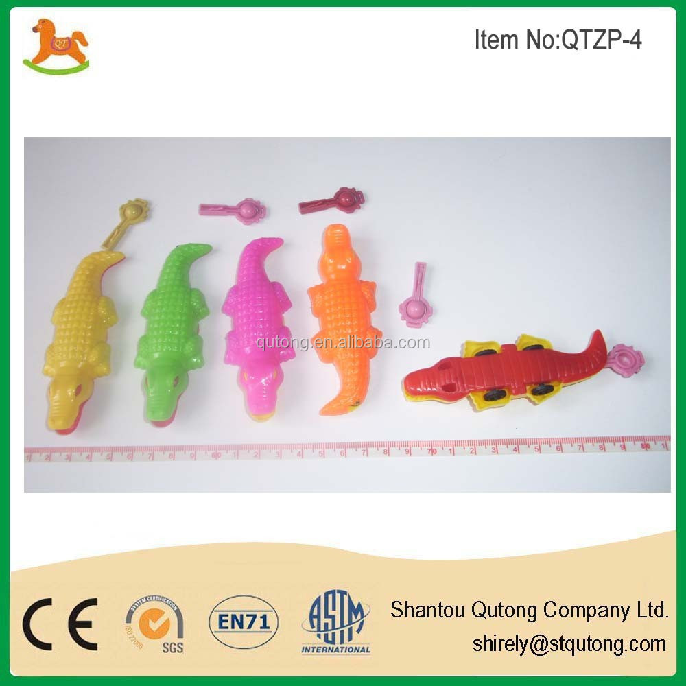 small cheap crocodile promotion toy for kid