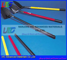 Fiberglass tool handles in tree branches application,Flame Retardant,customized fiberglass profiles are welcome,shovel handle