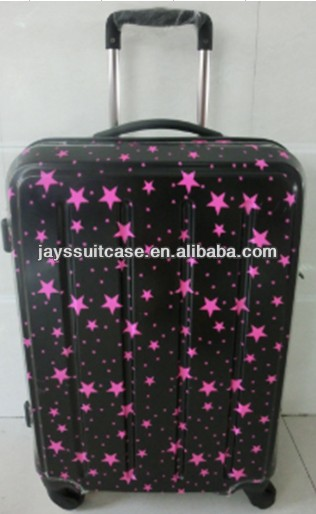 JAYS New Design ABS Trolley Travel Luggage TZ-3253