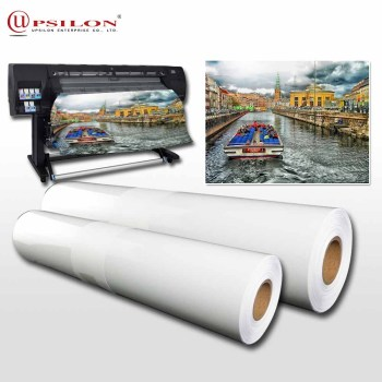 Wholesale 45M Inkjet Roll Waterproof Photo Matte Paper