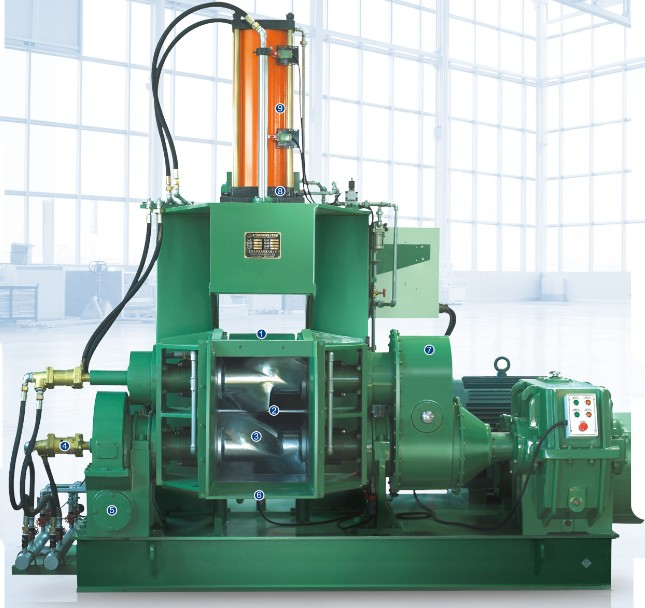 high-speed good quality granules mixer