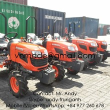 kubota mini tractor prices