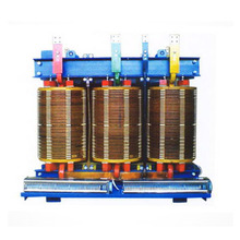 Shell/box for dry type transformer