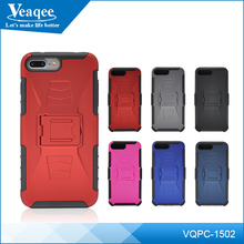 Veaqee Luxury case Wholesale mobile phone shell belt clip holster case for samsung galaxy s7 edge