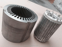 stator and rotor lamination for YY/YB3 motor