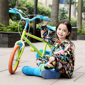 High quality cute girl steel frame bicycle