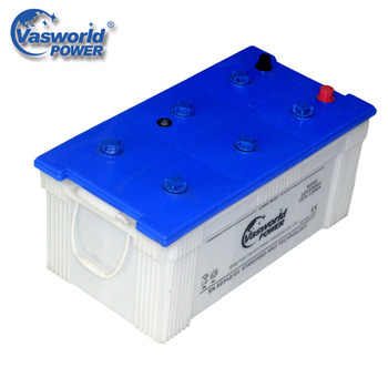 Best Selling 2017 In China N220 Korean Dry Charge Car Battery