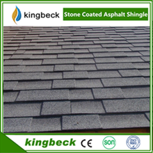 Single layer and double layer asphalt roofing shingles in China roof products