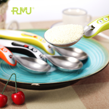 New product Digital Measuring Spoon Scale 300g Cooking Measuring Spoon Kitchen Scale