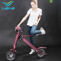 Factory directly sell motorized bikes foldable electric bicycle shenzhen
