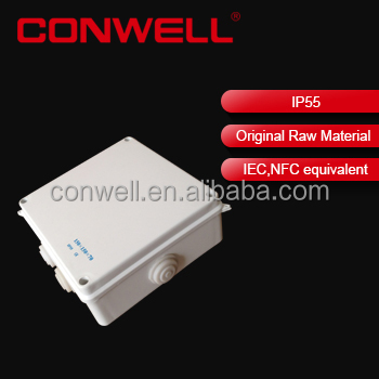 waterproof electrical junction box terminal junction distribution sheet case enclosure metal cable box