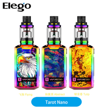 Personalized design 2ml Electric Cigarette Vaporizer 80W Vaporesso Tarot Nano kit
