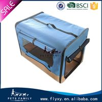 Fashionable useful expandable pet carrier