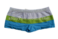 Lady's Seamless Underwear Panties Briefs Boyshorts
