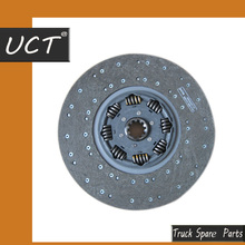 heavy duty truck parts 430mm clutch disc for scania 1878003729