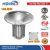 100w 150w High quality led canopy highbay, led recessed canopy IP65