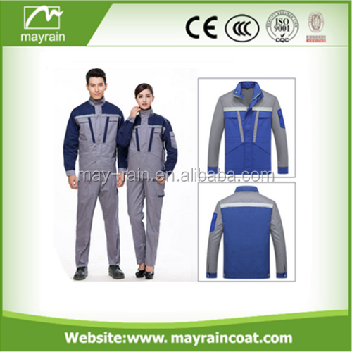 Hot Sale Custom made garage workwear waterproof winter working coverall
