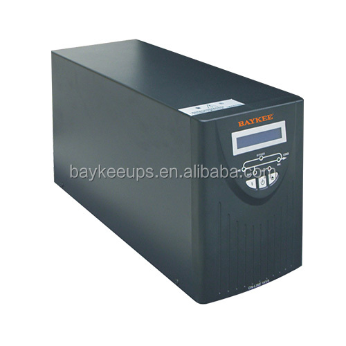 Baykee Small volume online intractive 12v ups backup power supply