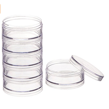 Wholesale Storage Stackable Containers 6 For Beads Crafts