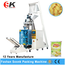 Soonke Food Plastic Bag Small Scale Pastry Filling Machine
