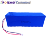 Hot selling 18650 li-ion battery pack 24V 20Ah for electric motorcycle vehicle with 3-wheels