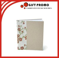 Hardcover Paper Blank Notebook