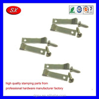 Custom Spring Steel Zinc Plating Frame