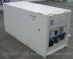 Reefer Containers / Refrigerated Containers