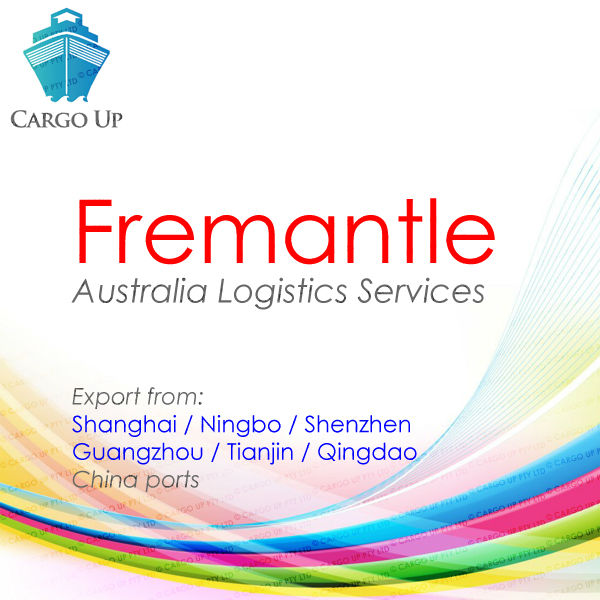 Shipping agent from Shanghai to Fremantle