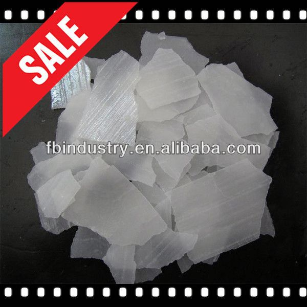 Factory wholesale caustic soda certificate of analysis
