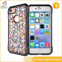 OEM welcome color printed mobile phone case for iphone 5 6 6plus 7 7plus