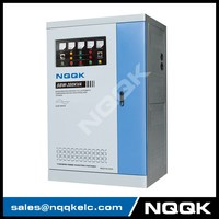 nqqk SBW-300kVA 300kw wholesale output 110V to 220V 3 phase voltage stabilizer