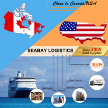 International Logistics Freight Forwarder Agency from China to USA