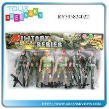 cheap plastic toy soldiers green